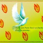 Duch świety zesłanie