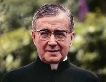 Święty Josemaría Escrivá josemaria