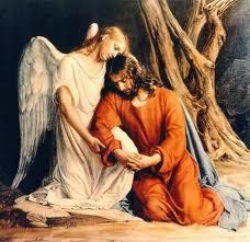Chrystus w Getsemani - Carl Bloch