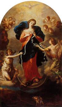 Matka Boża rozwiązująca węzły 2