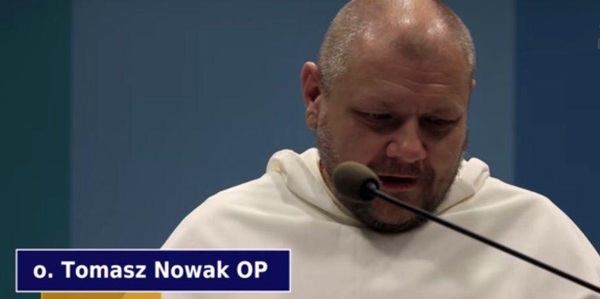 o.  Tomasz Nowak OP